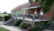 Sanierter Resthof in idyllischer Lage