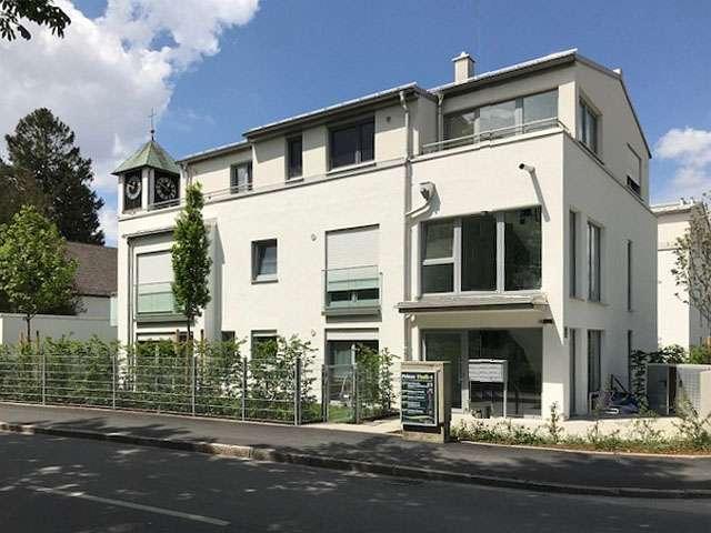 Moderne, helle 2-Zi-Whg., ca. 62,95 m², mit EBK, Balkon und hochwertiger Ausstattung in Trudering (München)