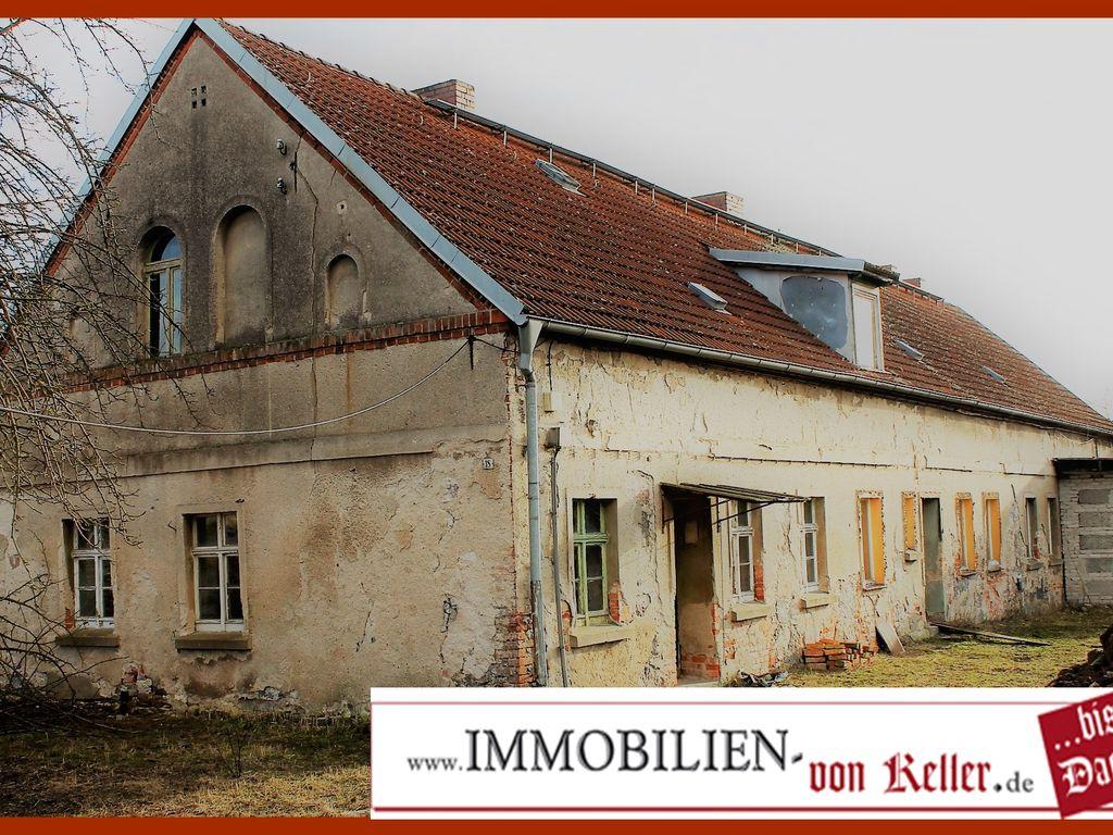 großes Bauernhaus mit 3599 m²