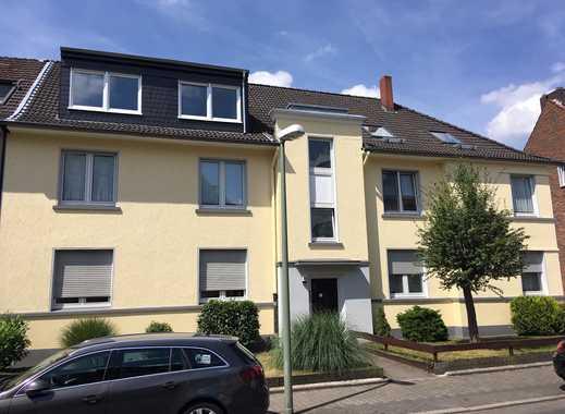 Erstbezug nach Neuaufbau: Ansprechende  3- Zimmer-DG-Wohnung mit kleiner Loggia in GE-Horst
