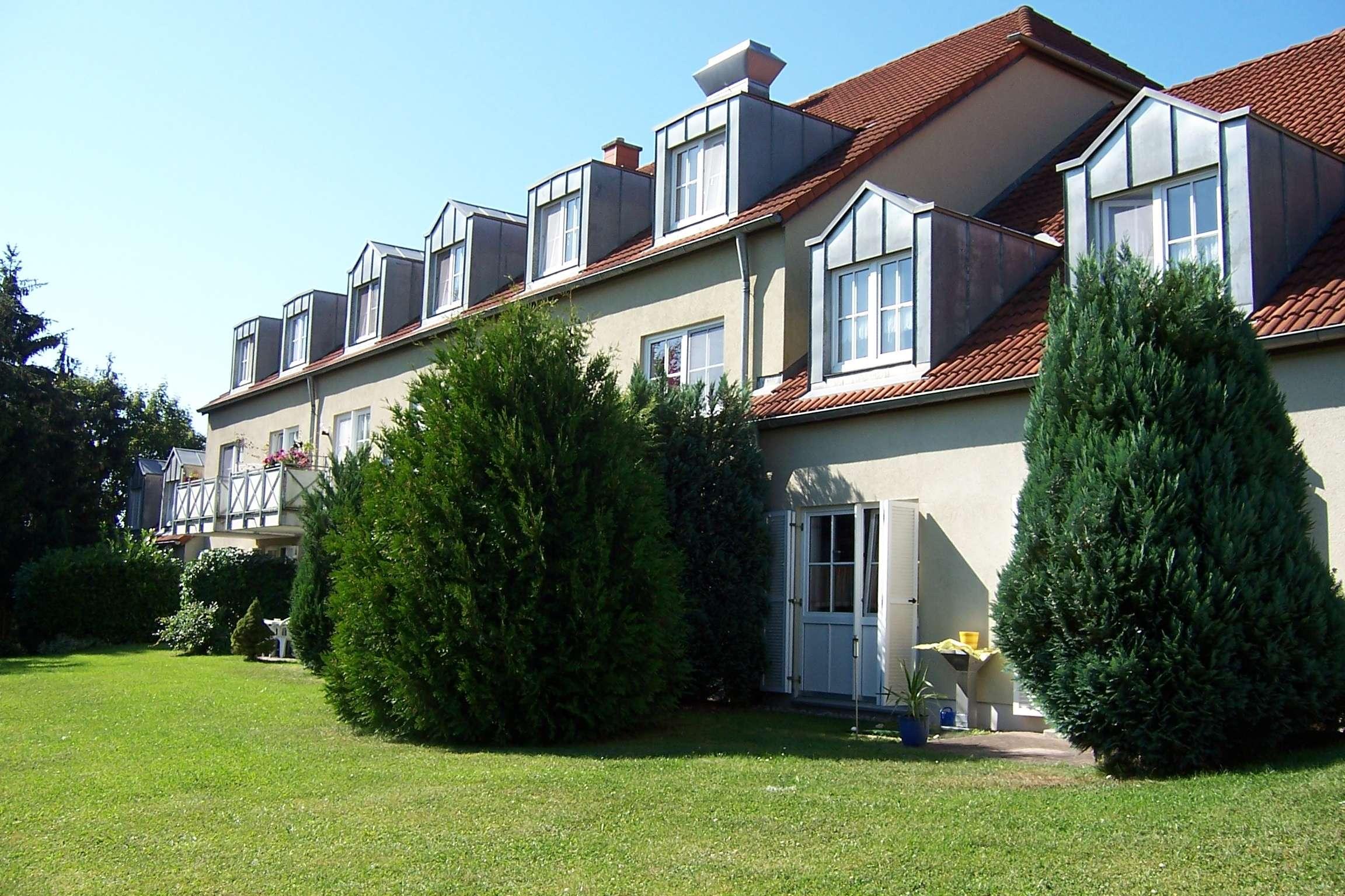 3-Zimmer-Wohnung mit Terrasse in