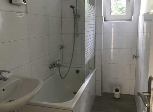 Schöne 3 Zimmer Wohnung mit Gartenanteil in ruhigem Haus