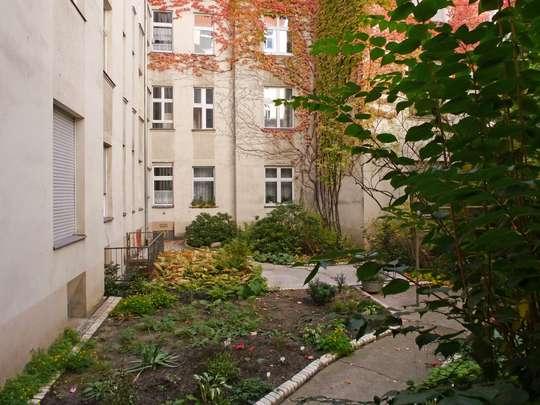 Hohe ruhige 2-Zim. Altbauwohnung nahe Tempelhofer Feld - Bild 14