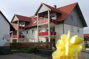 2.5 Zimmer Wohnung in Günzburg (Kreis)
