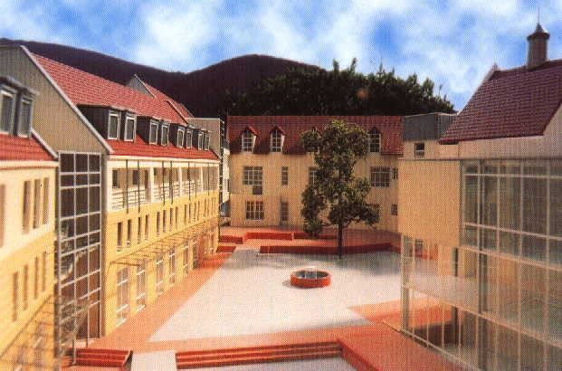 Ansicht Rathausplatz