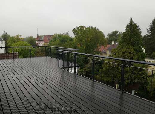 Exklusives 3 Zi. Penthouse in Schwachhausen m. Vollbad und 50qm Dachterrasse