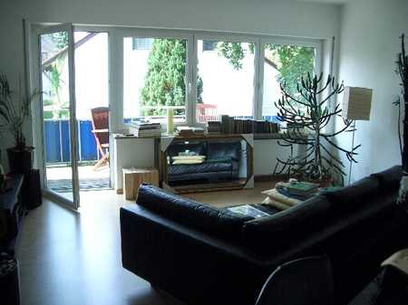 Stilvolle, gepflegte 2-Zimmer-Wohnung mit Balkon und Einbauküche in Obermenzing, München in Obermenzing (München)