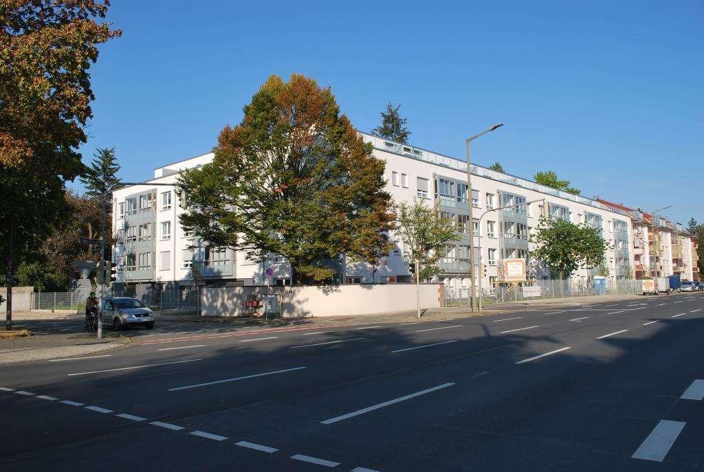 Exklusive 2-Zimmer Senioren Servicewohnung neu in Nürnberg - Villa Nopitschpark