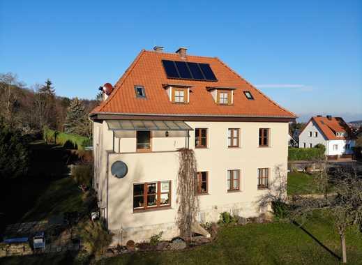Rarität: Ansprechende, grundsanierte Stadtvilla mit gepflegtem Garten in bevorzugter Wohnlage!