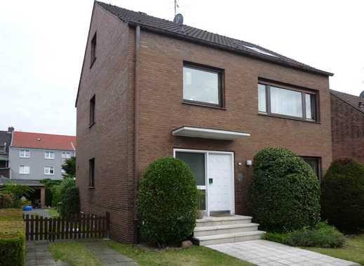 Freistehendes 1-2 Familienhaus in beliebter, ruhiger Lage von Oberhausen Sterkrade