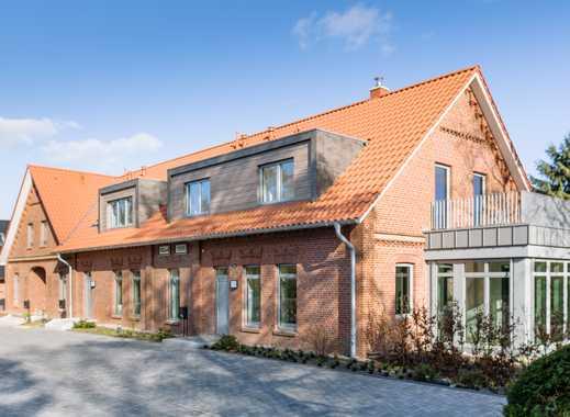 Freizügige und lichtdurchflutete  4- Zimmer Wohnung in Buxtehude