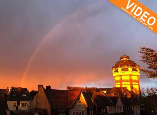 Über den Dächern von Mönchengladbach - genießen Sie den Ausblick vom Balkon Ihrer neuen Wohnung