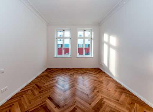 3.5-Raum-WE mit Terrasse und Gartenanteil - Hochwertige Ausstattung