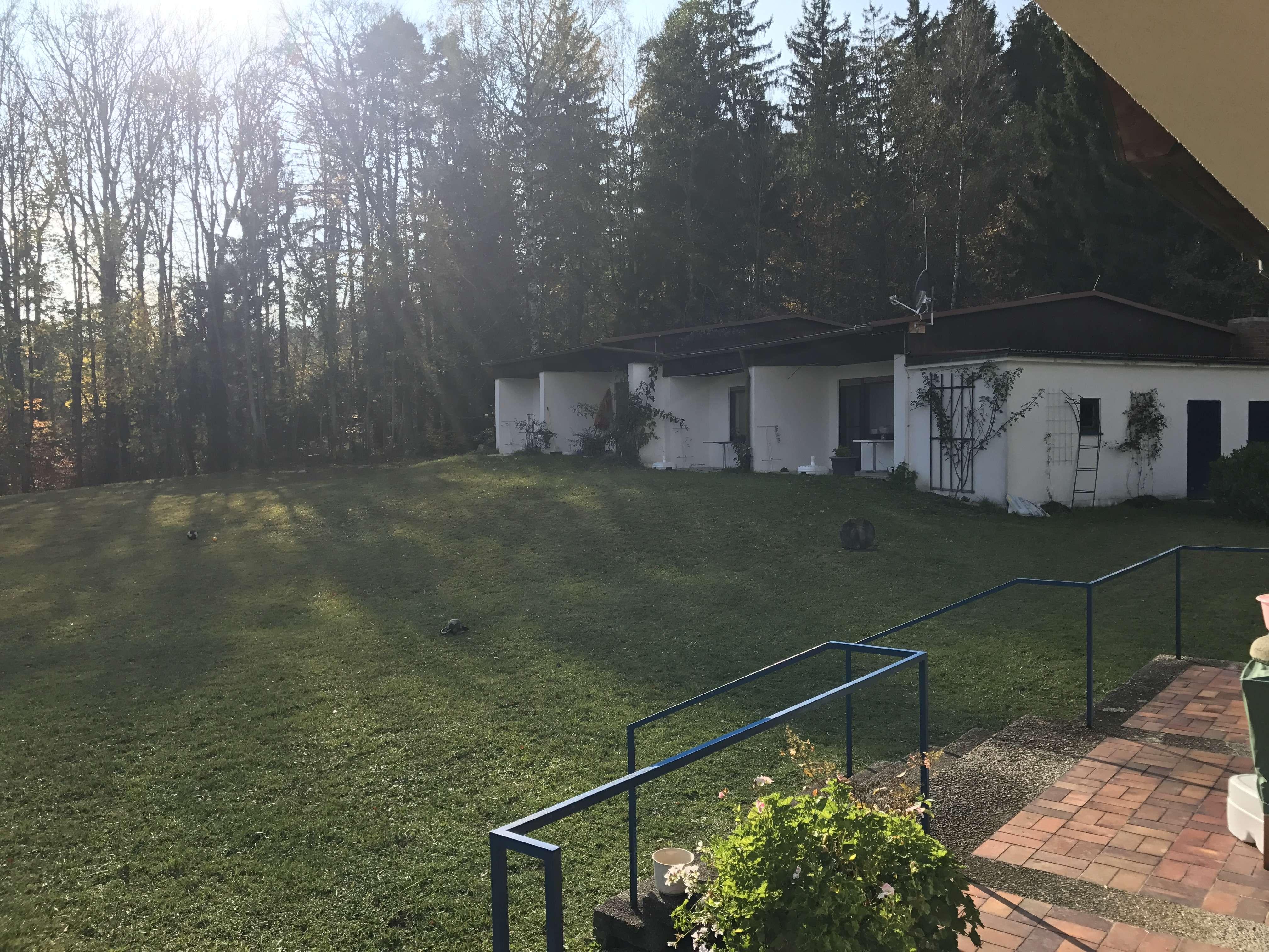 Stilvolles 1-Zimmer-Erdgeschossappatemen mit Terrasse in Diessen (Ortsteil Riederau) in