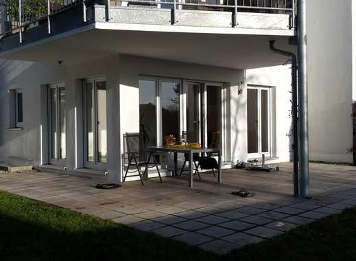 Ruhige, sonnige 2,5-Zimmer-EG-Wohnung mit Terrasse, Garten und Einbauküche in Bayreuth