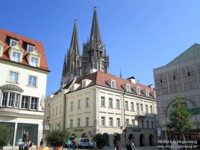 Leben mitten in der Altstadt: Moderne Wohnung in Toplage! in Regensburg-Innenstadt