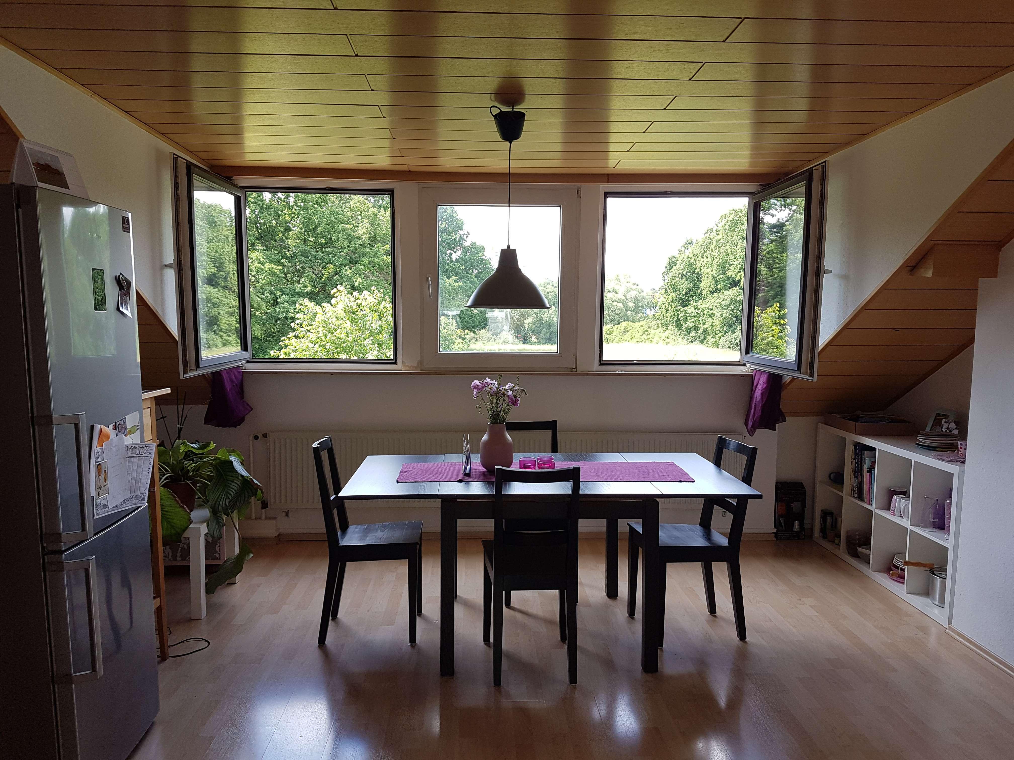 3-Zimmer Wohnung inkl. Einbauküche in Toplage von Erlangen in