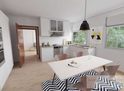 Freistehendes Einfamilienhaus mit 2 Garagen in ruhiger Wohnsiedlung in Mönchengladbach-Wickrath