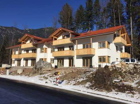 2-Zimmer-Neubauwohnung in Grainau