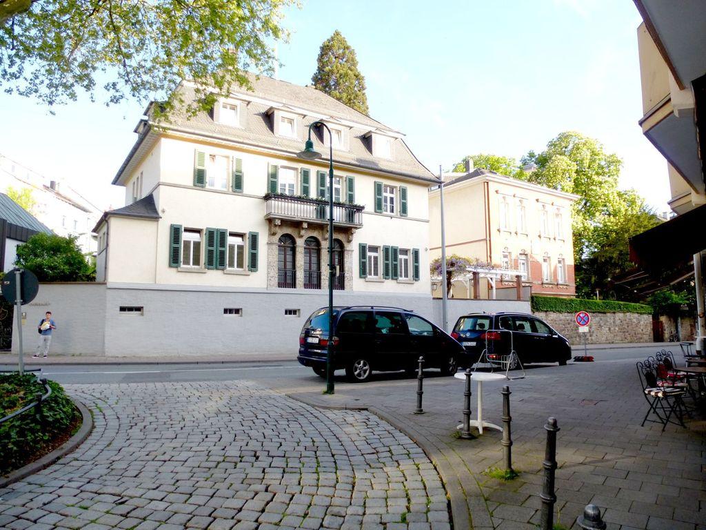 Dieburgerstrasse Ansicht