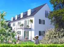 Herrliche 3-Zimmer-DG Wohnung mit Gartenanteil