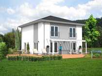 Moderne Stadthausvilla in Viechtach ganz