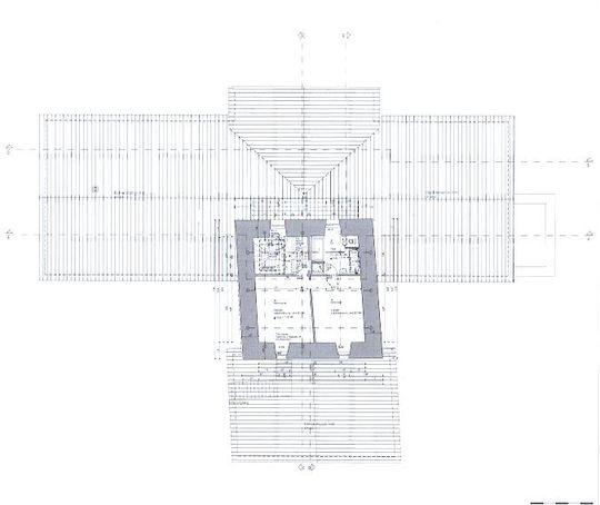 Grundriss Turmgeschoss HSuite