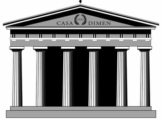 CASA DIMEN: Solides  Mehrfamilienhaus als Zinshaus zu erwerben