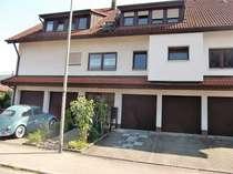 Top Wohnlage: 3,5-Zimmer-Maisonette-ETW mit Garage, 400 m zum Bahnhof