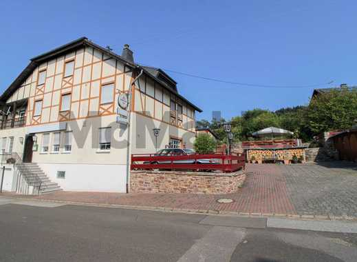 Charmanter Wohntraum im Hunsrück: Ehemalige Gaststätte mit tollem Ausblick auf den Soonwald