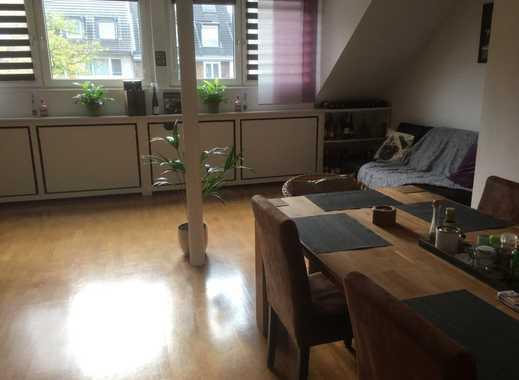 Ich suche Dich: neuer Mitbewohner für eine schöne Maisonette-Wohnung