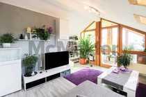 Traumhafte 5-Zi -Maisonette mit Wintergarten