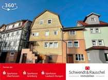 Solides Stadthaus in Schlitz Stadt