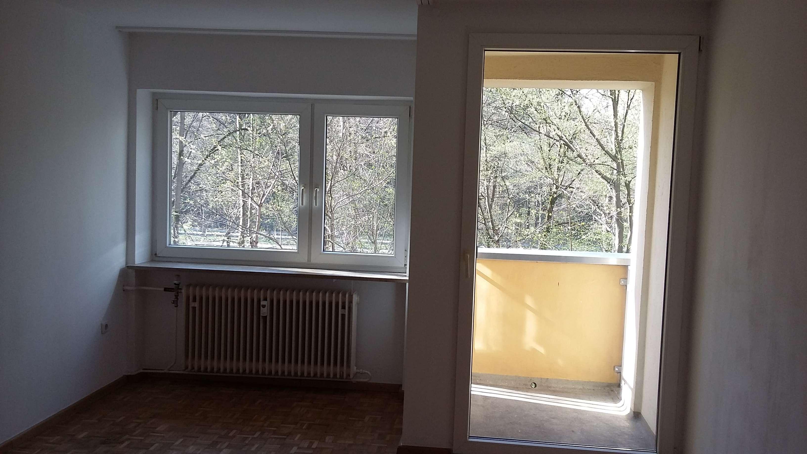 Provisionsfreie attraktive 1-Zimmer-Wohnung mit Balkon und EBK in Forstenried, München in Forstenried (München)