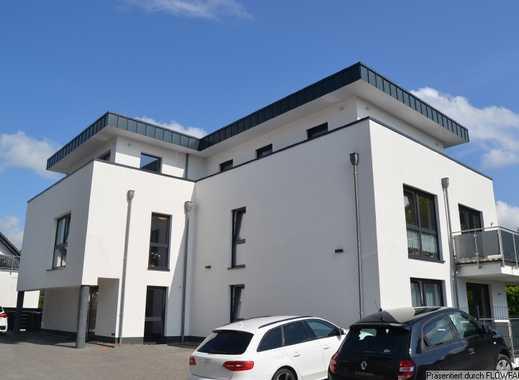 2 Zimmerwohnung im Erdgeschoss mit großem Balkon in Lindlar West!