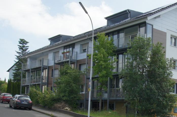 4-Zimmer Wohnung mit Fernsicht, Wintergarten und Balkon - 2.OG in Haßfurt (Haßberge)