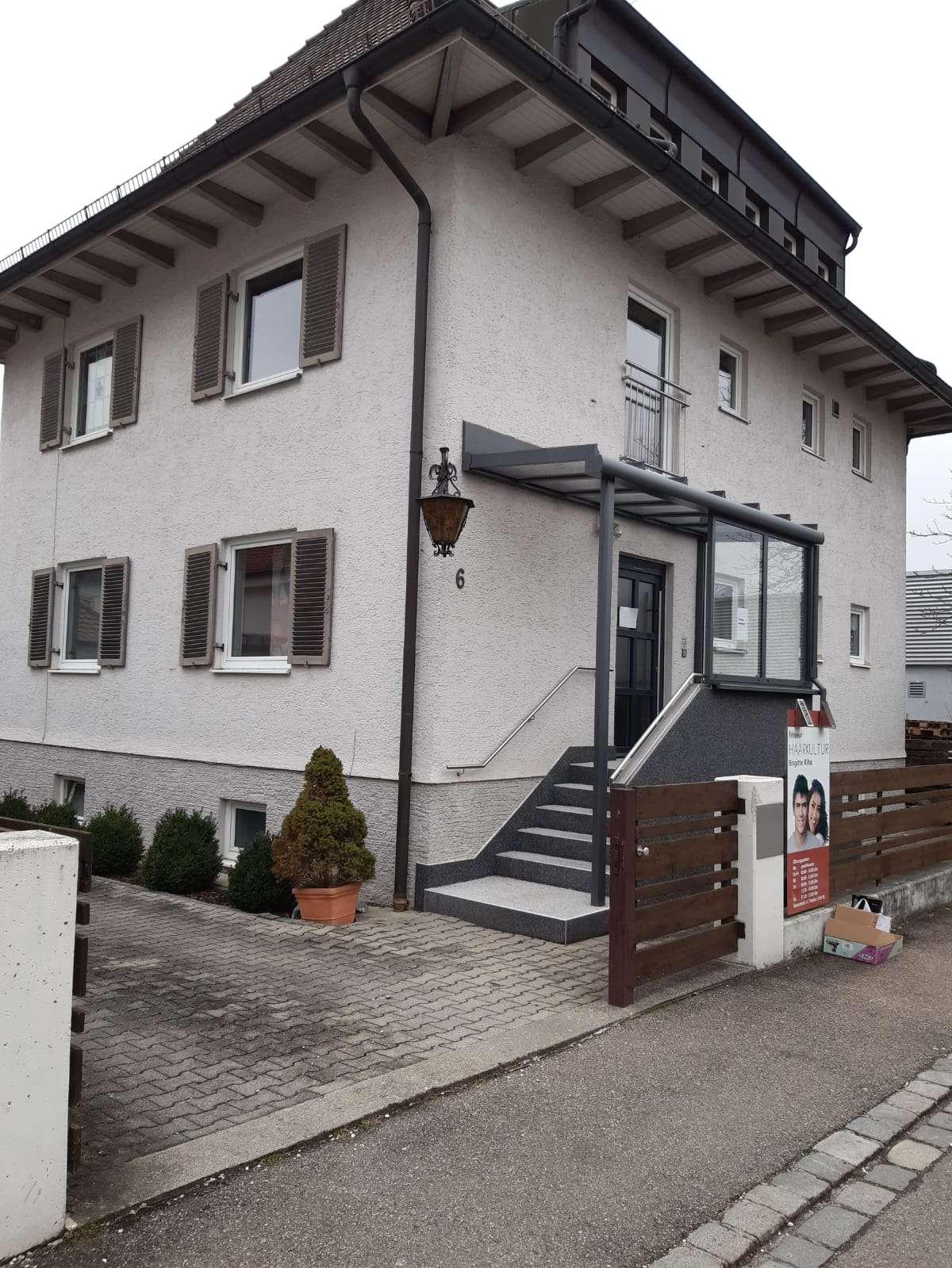 Gepflegte 4-Zimmer-Wohnung mit EBK in Memmingen in