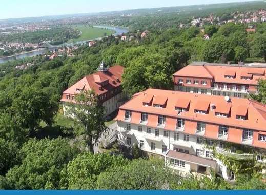 Klein und fein, 1-Zi.-Apartment in Oberloschwitz (Wg. 26)