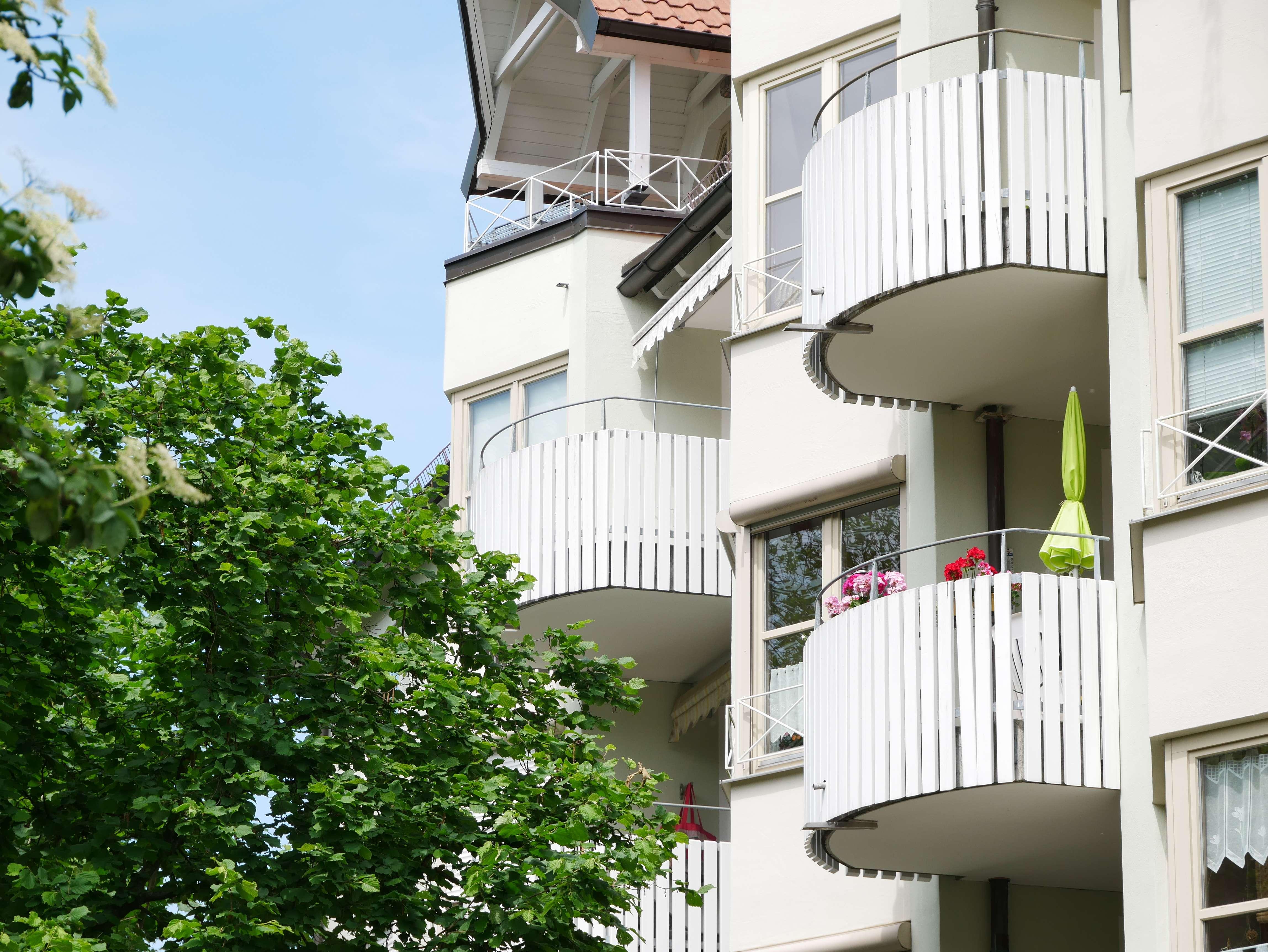 Innenstadtnähe - gepflegte 3 Zimmer Wohnung im Landshuter Konradviertel