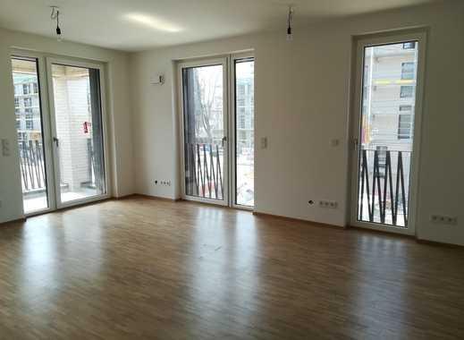 Erstbezug: 2-Zimmer-Wohnung mit EBK und Balkon