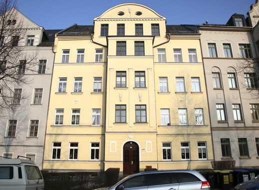 3 ZKB + Balkon: Vermietete Kapitalanlage auf dem Kaßberg