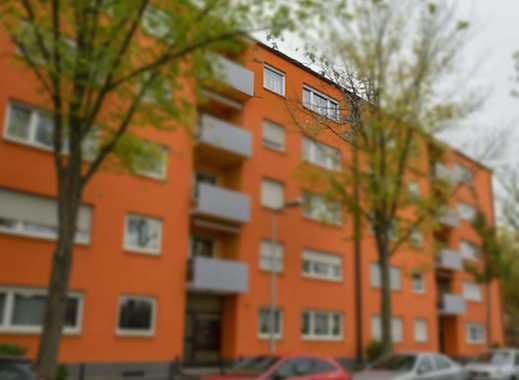 Schöne, helle 71 m² große 3 ZKB- Wohnung in Mannheim-Rheinau