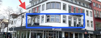 Interessant geschnittene 3 ZKB mit Fahrstuhl im Zentrum von Bad Oeynhausen