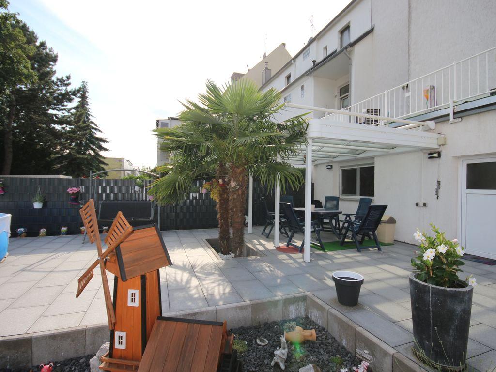 Terrasse- und Garten