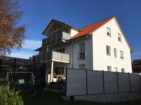 3 Zimmer Dachgeschoss-Wohnung - hell, ruhig und sehr zentral in Ergolding in Ergolding