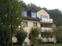 Bernstadt Lichtdurchflutete 2-Raum-Dachgeschosswohnung mit Balkon