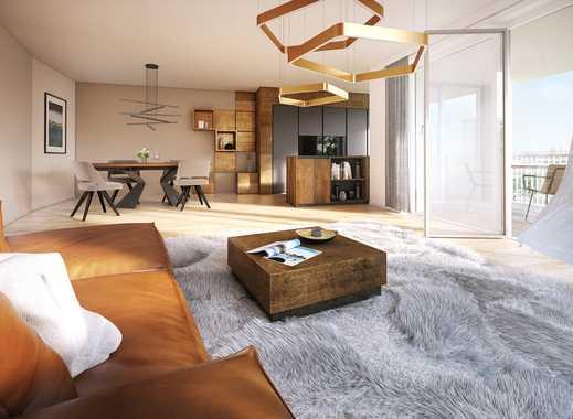 Neubau-Wohnen im Hainbrunnenpark: 3-Zimmer-Wohnung mit Loggia im 1. OG!