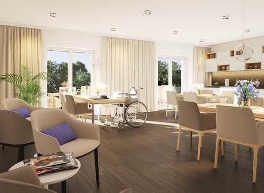 Anteil am Pflegekonzept Haus Maarland: Rollstuhlgerechtes Pflegezimmer, Gemeinschaftsraum und ...