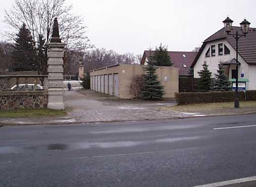 Garage, Garagenhof, Garagenanlage Garagengrundstück in 03229 Altdöbern auf Rentenbasis zu verkaufen