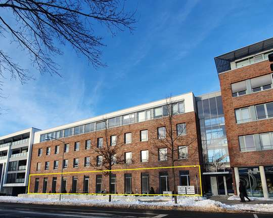 Büroetage in Kirchrode zu vermieten